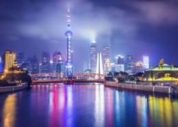 Visa inversión China