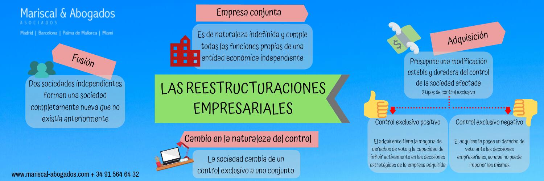 164 2014 Las reestructuraciones empresariales