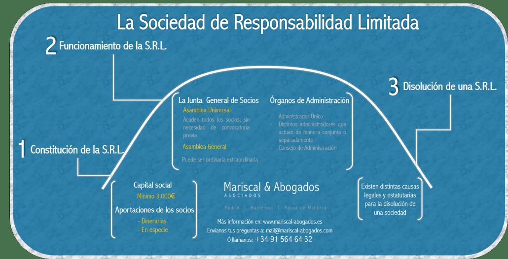 Enfoque Práctico de la Sociedad de Responsabilidad Limitada en España  (S.R.L.)