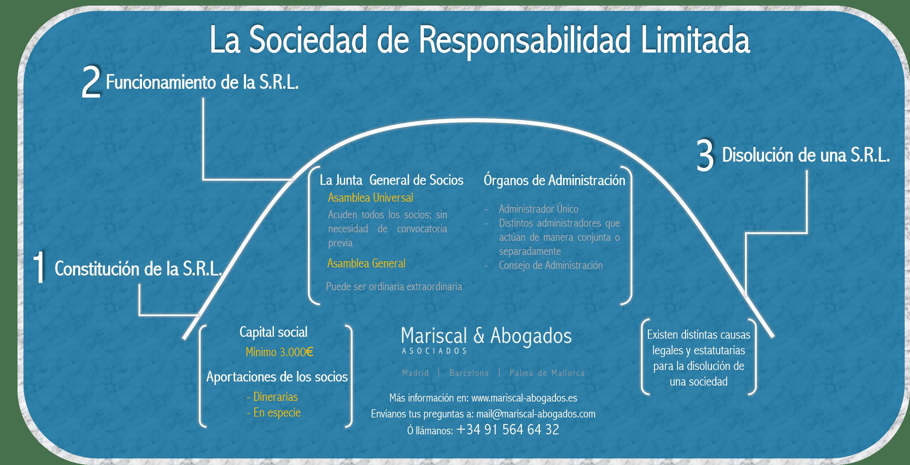La Sociedad De Responsabilidad Limitada S R L Abogados