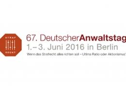 Logo Deutscher Anwaltstag (tamaño pequeño)