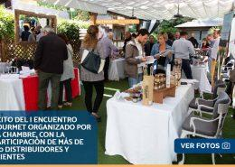 Evento gourmet 2018 Mariscal & Abogados y CCF