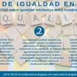 Planes de igualdad retributiva en España