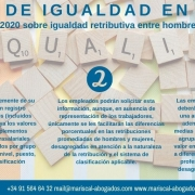 Info: Planes igualdad retributiva en España