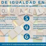 Planes de igualdad y su registro en España